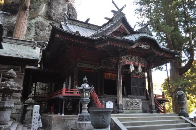★榛名神社★