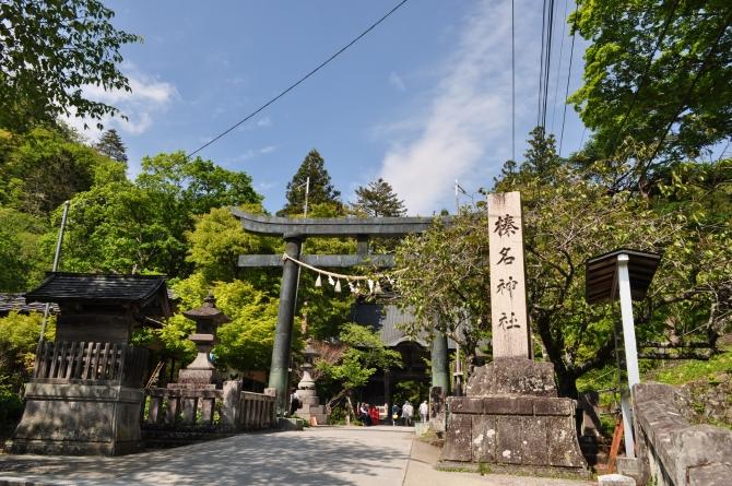 初夏は ★榛名神社★